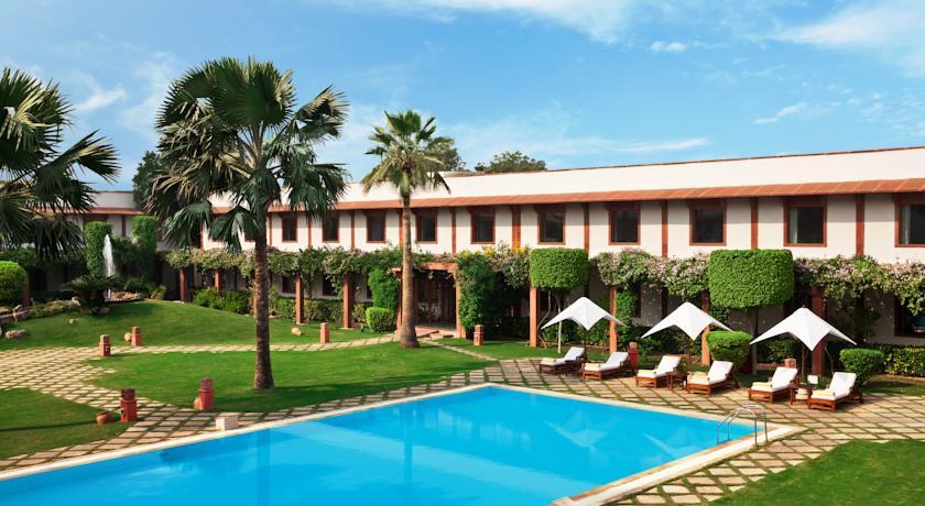 Khách sạn Trident: Nơi nghỉ lý tưởng trước khi tới thăm lâu đài Taj Mahal