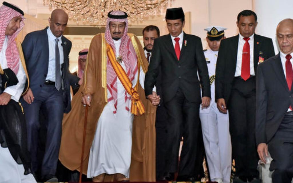 Chuyến công du cực kỳ xa hoa của Quốc vương Salman tới châu Á