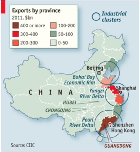 Dấu chấm hết cho thời kỳ nhân công giá rẻ ở Trung Quốc