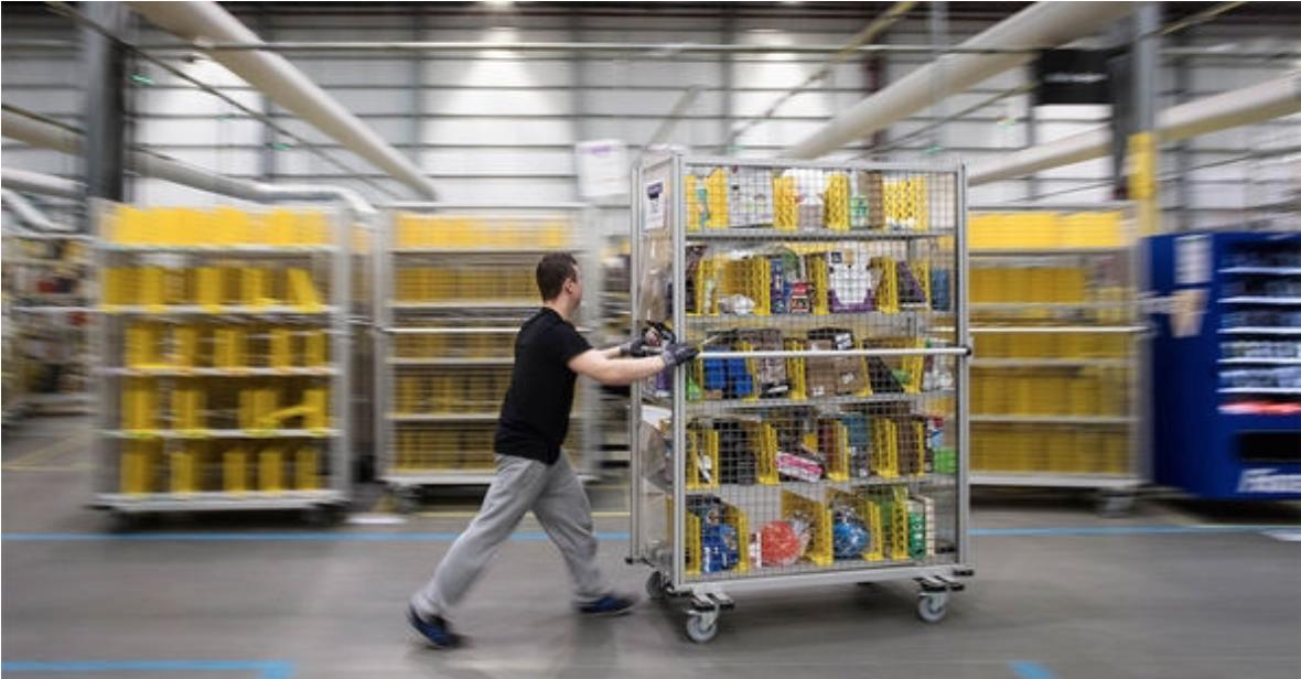 Tại sao các nhà đầu tư lại quan tâm đến trang Amazon?