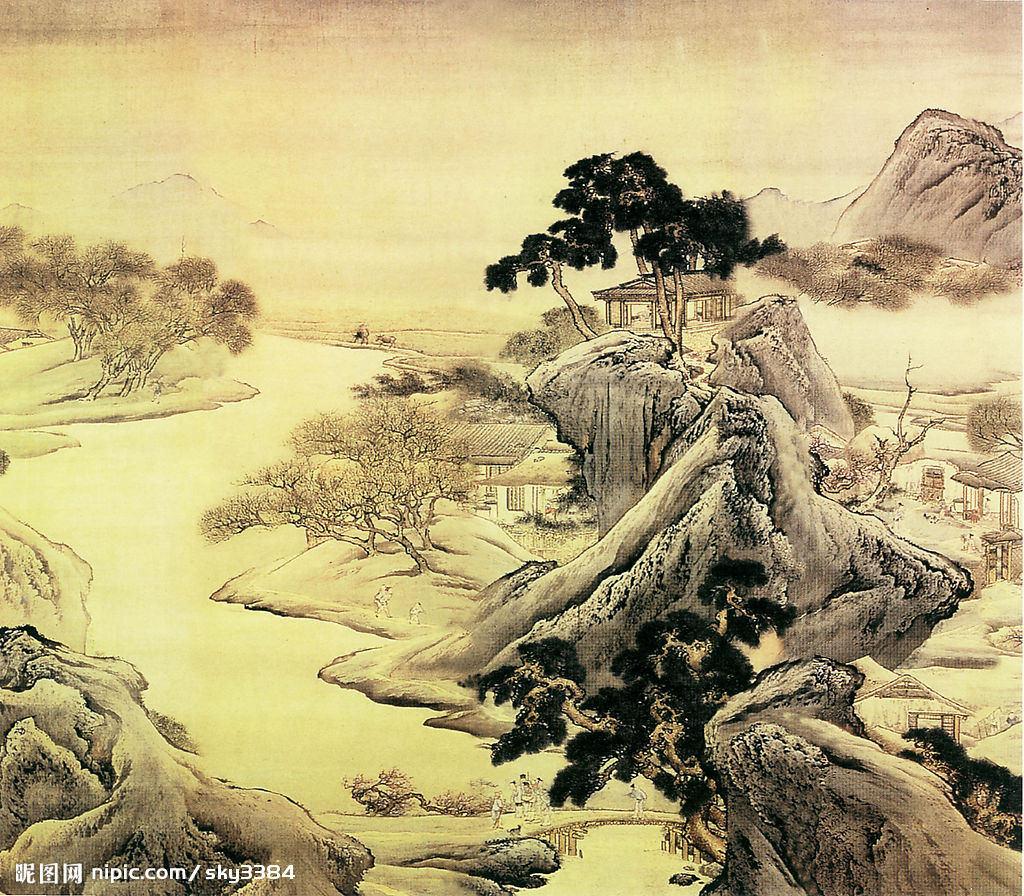 3 điều thú vị nhất về tranh vẽ Trung Quốc